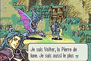 Fire Emblem : The Sacred Stones GBA - Screenshot 103