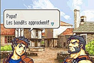 Fire Emblem : The Sacred Stones GBA - Screenshot 126