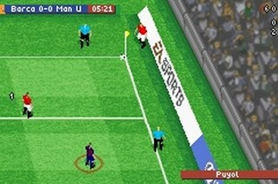 Images FIFA Football 2004 Gameboy Advance - 2