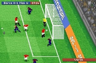 Images FIFA Football 2004 Gameboy Advance - 4