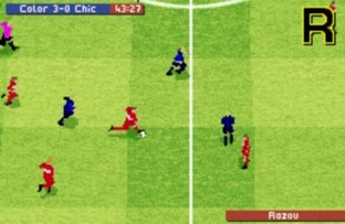 Images FIFA Football 2004 Gameboy Advance - 5
