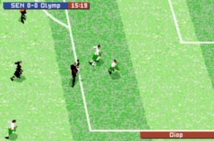 Images FIFA Football 2004 Gameboy Advance - 7