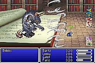 Test Final Fantasy V Advance Gameboy Advance - Screenshot 19