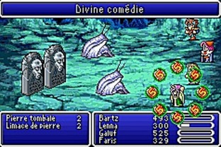 Test Final Fantasy V Advance Gameboy Advance - Screenshot 25