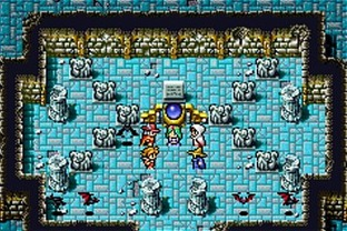 Test Final Fantasy 1 & 2 : Dawn Of Souls Gameboy Advance - Screenshot 51