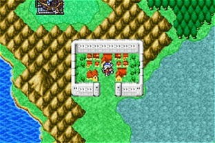 Test Final Fantasy 1 & 2 : Dawn Of Souls Gameboy Advance - Screenshot 52