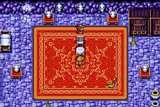 Test Final Fantasy 1 & 2 : Dawn Of Souls Gameboy Advance - Screenshot 61