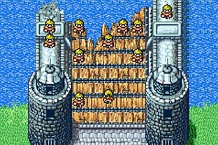 Test Final Fantasy 1 & 2 : Dawn Of Souls Gameboy Advance - Screenshot 62