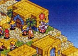 Images Final Fantasy Tactics Advance Gameboy Advance - 5