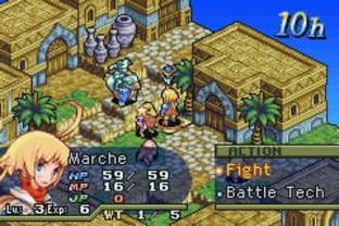Images Final Fantasy Tactics Advance Gameboy Advance - 10
