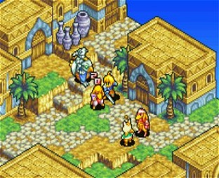 Images Final Fantasy Tactics Advance Gameboy Advance - 14