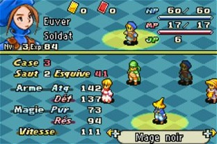 Test Final Fantasy Tactics Advance Gameboy Advance - Screenshot 22