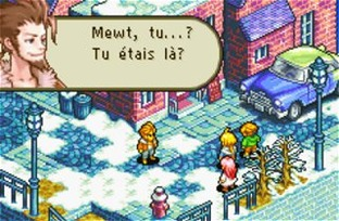 Test Final Fantasy Tactics Advance Gameboy Advance - Screenshot 23