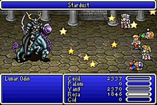 Test Final Fantasy 4 Gameboy Advance - Screenshot 76