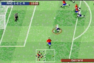 Images FIFA Football 2004 Gameboy Advance - 13