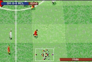 Images FIFA Football 2004 Gameboy Advance - 16