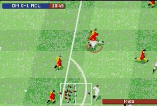 Images FIFA Football 2004 Gameboy Advance - 17