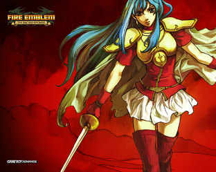 Fire Emblem : The Sacred Stones GBA - Screenshot 193