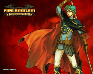 Fire Emblem : The Sacred Stones GBA - Screenshot 194