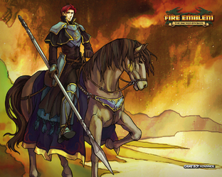 Fire Emblem : The Sacred Stones GBA - Screenshot 198