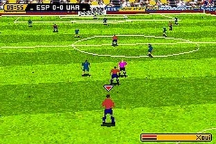 Images Coupe du Monde de la FIFA 2006 Gameboy Advance - 1