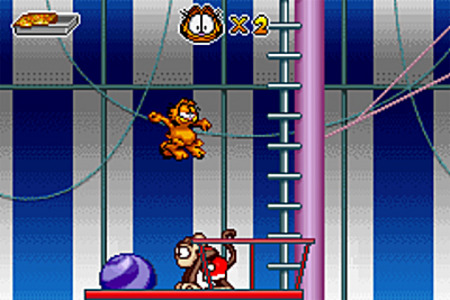Garfield et ses Neuf Vies