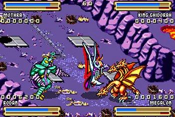 Godzilla : Domination !