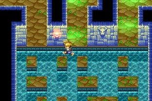 Test Golden  Sun Gameboy Advance - Screenshot 7