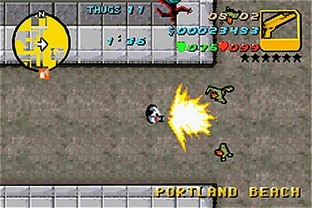 Grand Theft Auto GBA - Screenshot 6