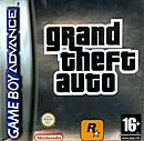 Jaquette Grand Theft Auto - Gameboy Advance
