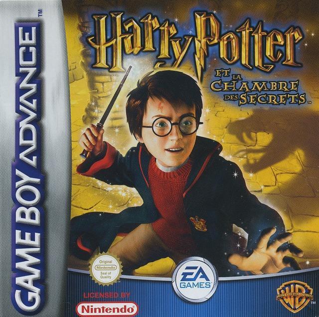 Harry potter et la chambre des secrets jeu console gameboy - Harry potter et la chambre des secrets ebook gratuit ...