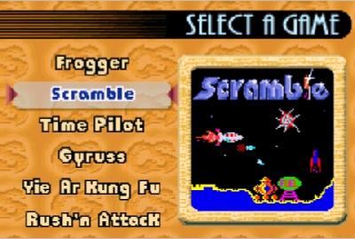 Konami Collector's Arcade Classics