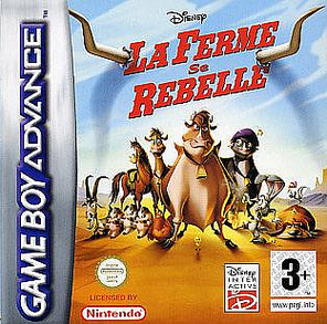 La ferme se rebelle sur gameboy advance - La ferme se rebelle ...