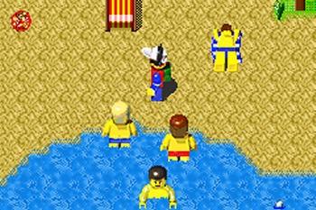 L'Ile Lego 2 : La Revanche de Casbrick