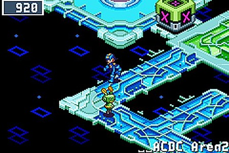 Mega Man Battle Network 5 : Team Colonel