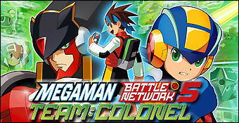 Mega Man Battle Network 5 : Team Colonel