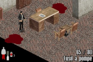 Test Max Payne Gameboy Advance - Screenshot 15