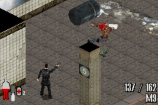 Test Max Payne Gameboy Advance - Screenshot 16