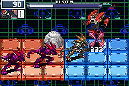Mega Man Battle Network 6 : Cybeast Gregar