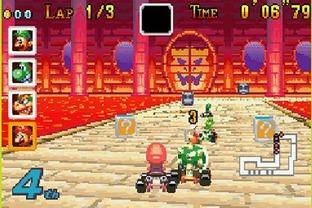 Mario Kart : Super Circuit | GBA Mkarga011_m
