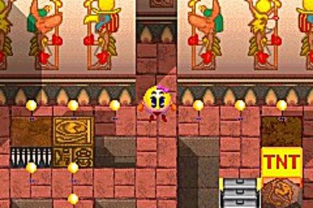 Ms. Pac-Man : Maze Madness