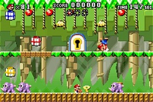 Test Mario Vs Donkey Kong Gameboy Advance - Screenshot 39