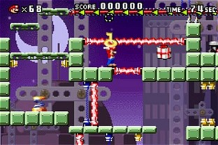 Test Mario Vs Donkey Kong Gameboy Advance - Screenshot 40