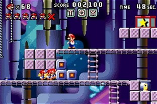 Test Mario Vs Donkey Kong Gameboy Advance - Screenshot 44