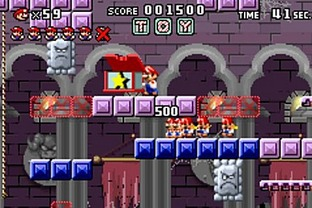 Test Mario Vs Donkey Kong Gameboy Advance - Screenshot 47