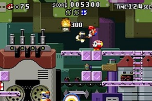 Test Mario Vs Donkey Kong Gameboy Advance - Screenshot 48
