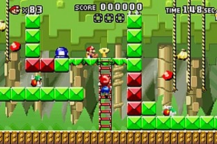 Test Mario Vs Donkey Kong Gameboy Advance - Screenshot 49