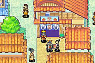 Images Naruto RPG : Uketsugareshi Hi no Ishi Gameboy Advance - 7