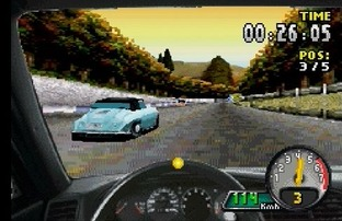 Test Need For Speed : Porsche Unleashed Gameboy Advance - Screenshot 8
