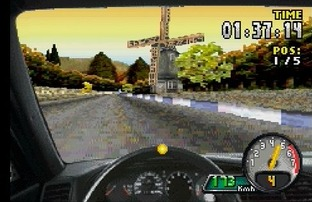 Test Need For Speed : Porsche Unleashed Gameboy Advance - Screenshot 9